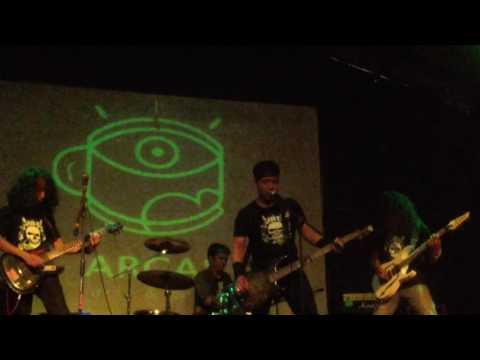 8. May Day Rock @ARCAF Cafe: Rock Area-Mars Slankers(SLANK)