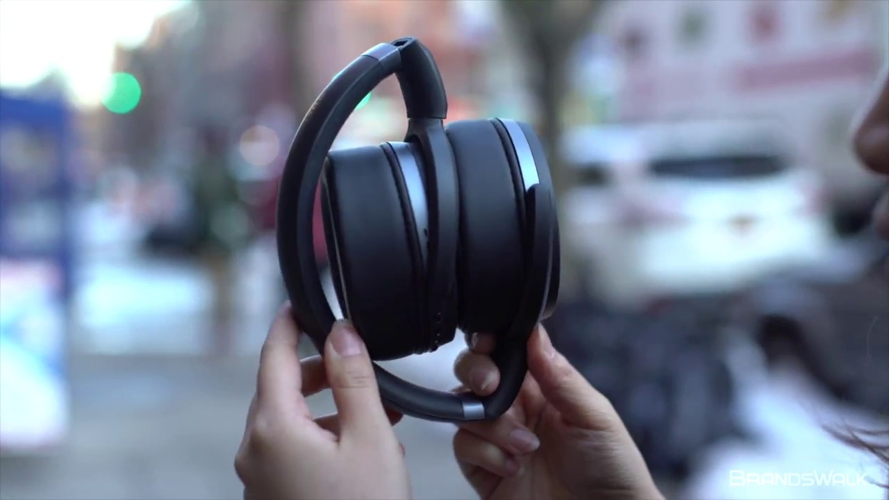 cheap for discount d8800 3e327 Hands-on Review: New Sennheiser HD 4.40 Bluetooth Headphones