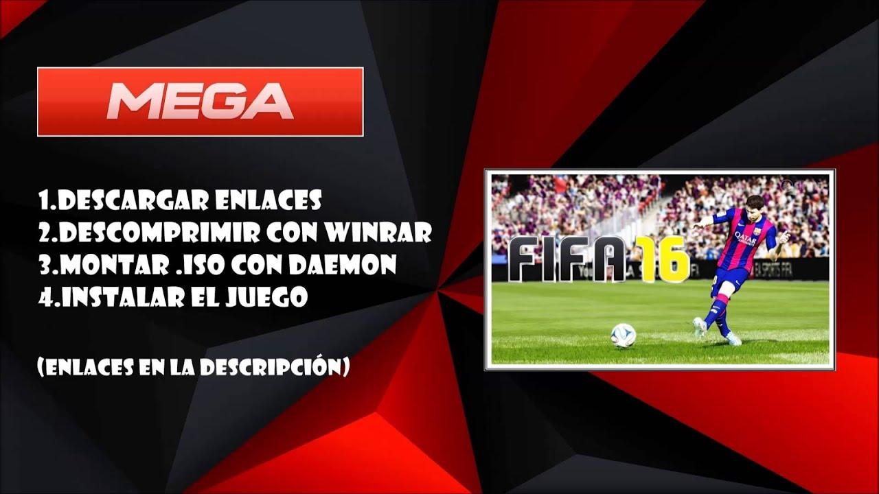 descargar fifa 18 para pc gratis completo en español mega