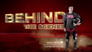 Xtreme Challenge Africa - Behind the Scenes with Nick Venter