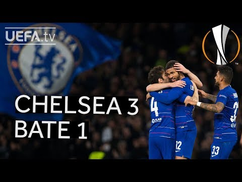 CHELSEA 3-1 BATE #UEL HIGHLIGHTS Mp3