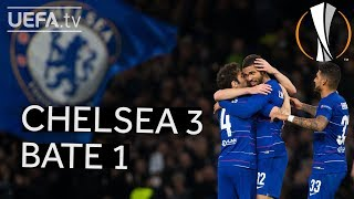 Download Video CHELSEA 3-1 BATE #UEL HIGHLIGHTS MP3 3GP MP4