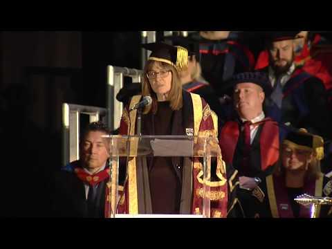 University of Salford Winter Graduation Ceremony 1