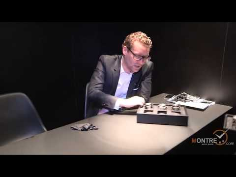 Romain Jerome Watches Presentation At BaselWorld 2012 (part 1) Basel, March 2012