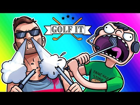 Golf-it Funny Moments - More Golf, More Hatred!