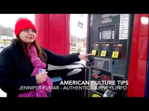 Pump Gas in the USA