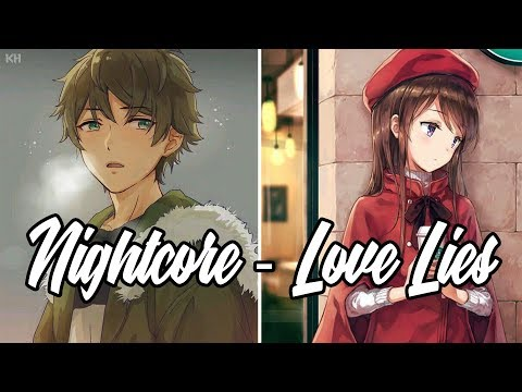 Nightcore - Love Lies - Khalid & Normani Switching Vocals -