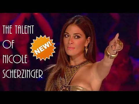 The Talent and Versatility of Nicole Scherzinger (NEW VERSION)