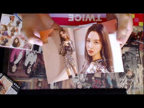 [&TWICE] All Versions Album Unboxing (Regular, A, And B)