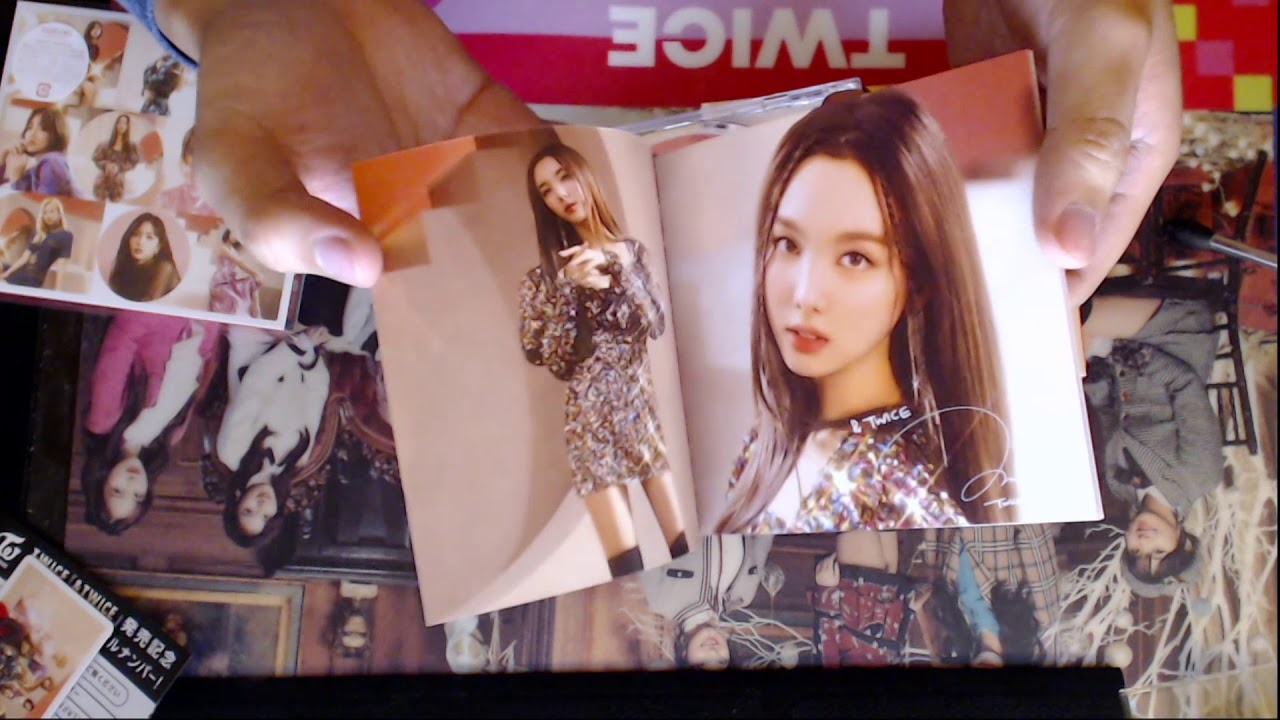 [&TWICE] All Versions Album Unboxing (Regular A and B ...