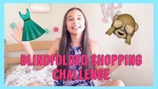 Buying An Entire Missguided Outfit BLINDFOLDED!