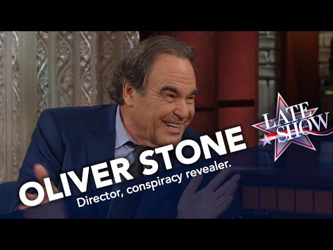 Oliver Stone on Snowden, Trump and Clinton - BBC News clip