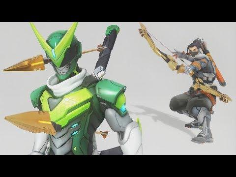 Overwatch - Hanzo's Legendary Betrayal