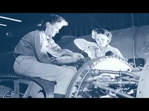FOUR VAGABONDS - Rosie the Riveter (1943)