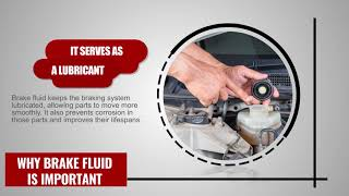 Why Brake Fluid Is Important
