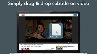 Add subtitles to any online video or movie streaming using chrome extension easy