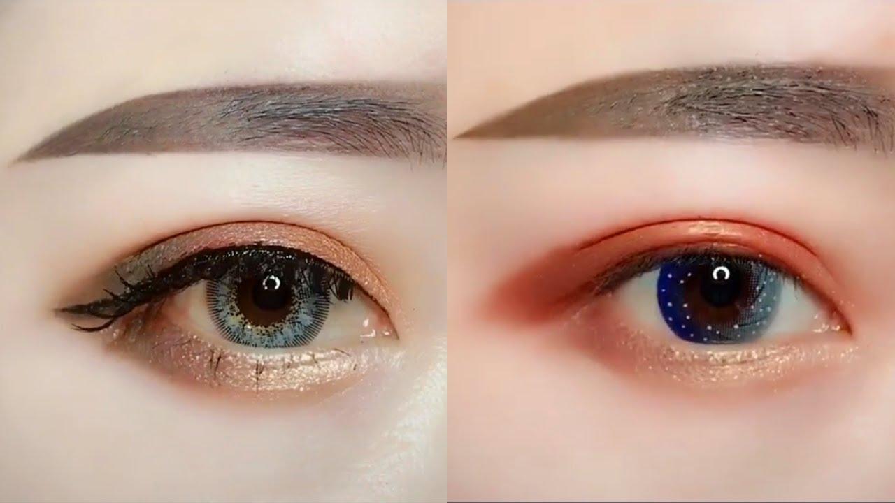 Eye Makeup Natural Tutorial Compilation ♥ 2019 ♥ #4
