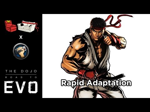 The Dojo: Road to Evo #24 - Rapid Adaptation