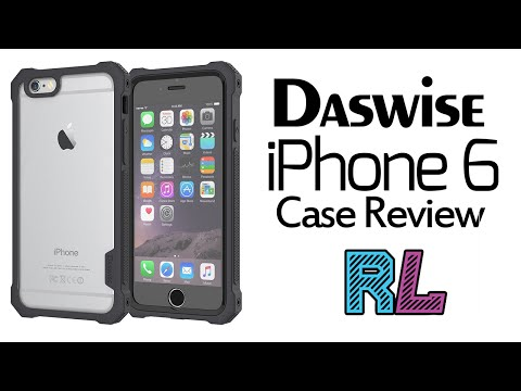 iPhone 6 Daswise Case (Drop Protection) - Review
