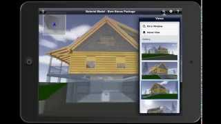 Bare Bones Log Cabin Kit - Log Home Package By Custom Timber Log Homes.