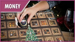 Unboxing the CHEESE advent calendar - and it's only £8