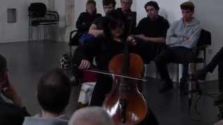 Okkyung Lee - Live at Unlimited 27 Minoriten, Wels, Austria 2013-11-09