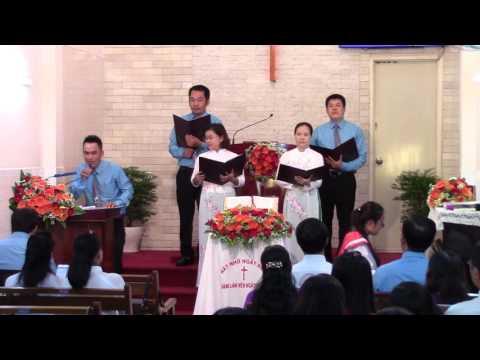 Lửa phục hưng - Ban hát dẫn Thanh Tráng