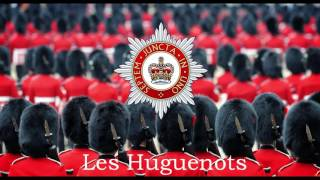 les huguenots band of the coldstream guards household division
