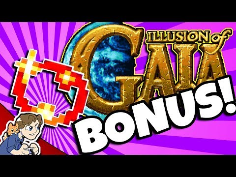 BONUS! RED JEWEL DUNGEON | Illusion of Gaia #24 | ProJared Plays