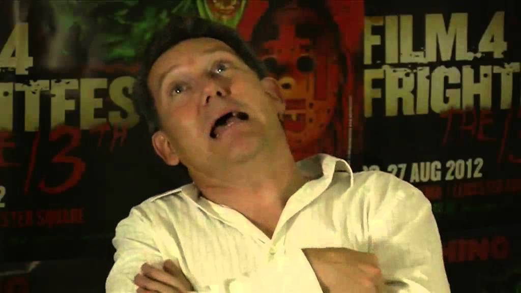 Stuart Urban interviewed in the world  premiere  at FrightFest