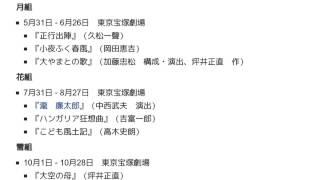 「1941年の宝塚歌劇公演一覧」とは ウィキ動画