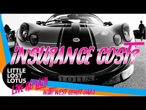 What Does Car Insurance Cost for a Lotus Elise? | Lotus Elise Buyer's Guide
