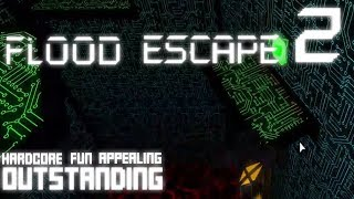 Flood Escape 2 | Why is Dark Sci-Facility so Outstanding?