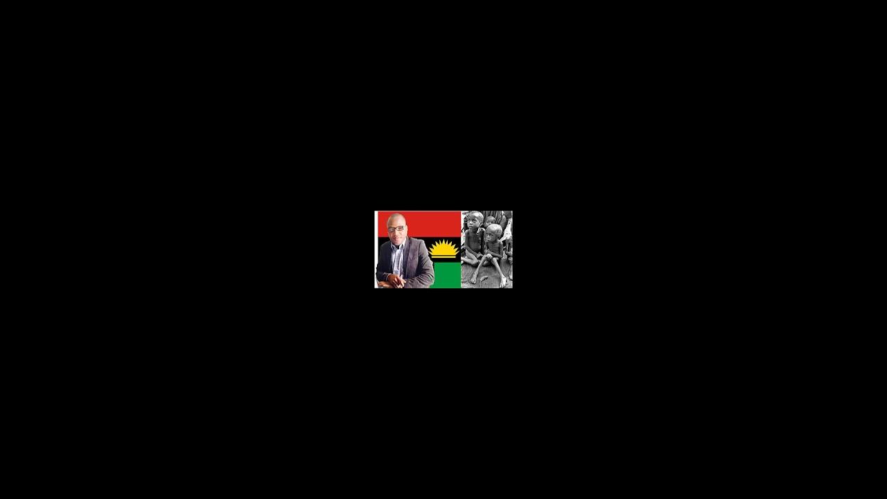 BIAFRA:NNAMDI KANU BROADCAST OF 27TH OCTOBER,2018