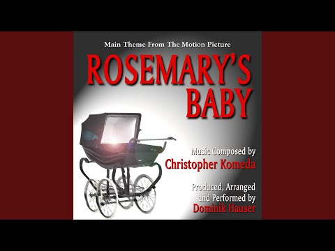 Rosemary's Baby - Theme from the Motion Picture mp3