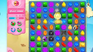 Candy Crush Saga on Facebook level 121,Game