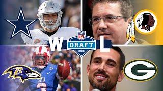 2020 NFL Draft Day 3 WINNERS & LOSERS
