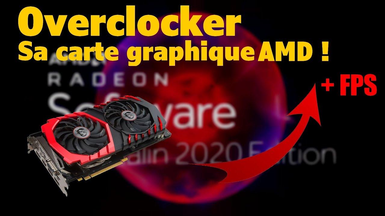 comment overclocker sa carte graphique COMMENT OVERCLOCKER SA CARTE GRAPHIQUE AMD ? | OPTIMISATION 4