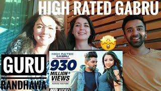 HIGH RATED GABRU REACTION | Guru Randhawa