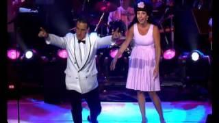 SHIRLEY & DINO - LE TWIST - Sur un air de fête - Patrick Sébastien
