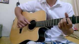 Tạm biệt nhé - Guitar Cover by Hiếu Hớn Hở