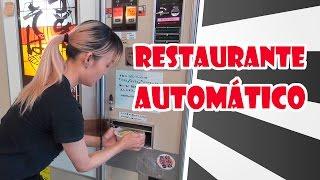 Restaurante de máquinas automáticas - Japão Nosso De Cada Dia thumbnail