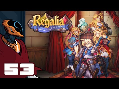 Let's Play Regalia: Of Men And Monarchs - Part 53 - Just A B