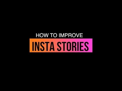 Instagram Story example using Final Cut Pro