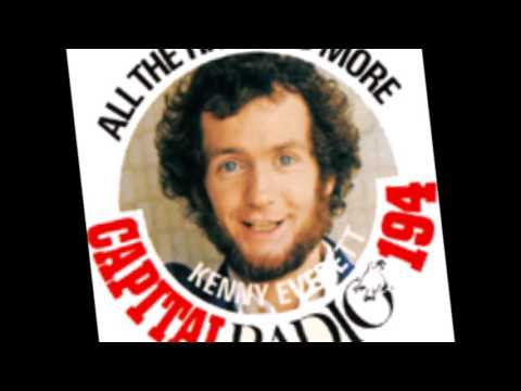 Tribute to Kenny Everett from Capital Radio Radio 1+4