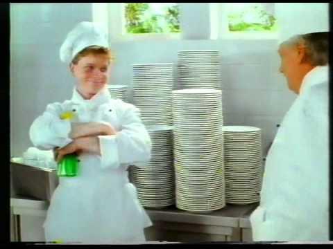 Colon - kuchtík Matěj Hádek - stará reklama z roku 1994 @ Staré Reklamy