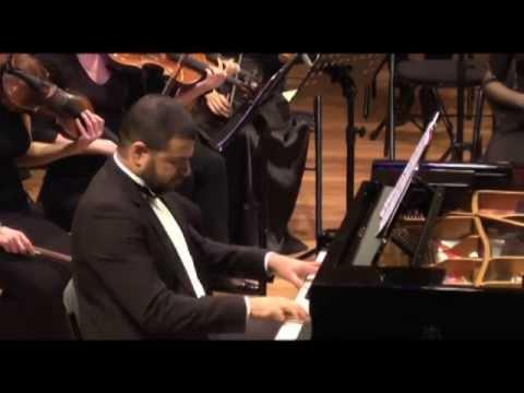 Mozart: Piano Concerto no. 23 (K. 488) - Elisha Abas