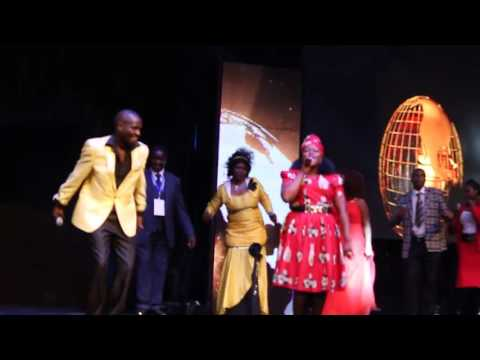 EBENEZER (REV CHIVAVIRO with Loyiso Bala) ZIM GOSPEL SONG OF THE YEAR 2015: PERMICAN Awards