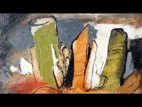 """Wales"" by artist John Piper"