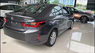 THE ALL NEW 2021 HONDA CITY 1.5 V CVT ( Exterior & Interior ) ( Philippines )